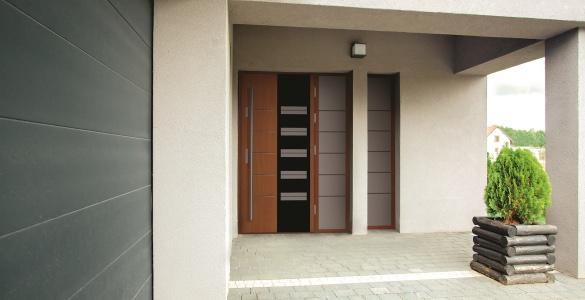 Drzwi zewnętrzne jakie rozróżniamy rodzaje ?